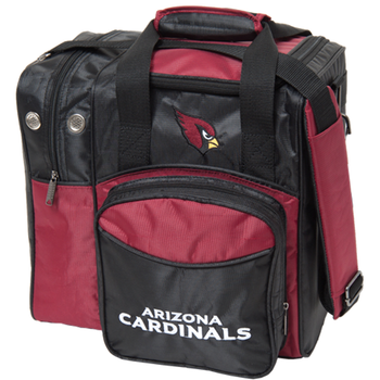 KR Strikeforce NFL Arizona Cardinals 1-Ball Bowling Bag