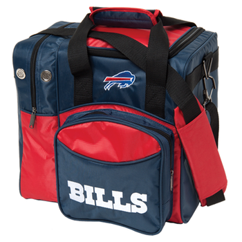KR Strikeforce NFL Buffalo Bills - 1 Ball Bowling Bag