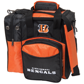 KR Strikeforce NFL Cincinnati Bengals - 1 Ball Bowling Bag