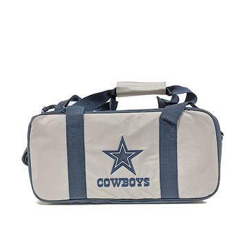 2 Ball Bowling Ball - NFL Dallas Cowboys - Front View