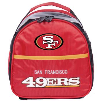 KR Strikeforce NFL San Francisco 49ers - Add On Bowling Bag