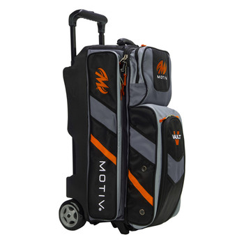 Motiv Vault Triple Roller Black/Orange