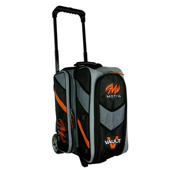 Motiv Vault 2 Ball Roller Black/Orange