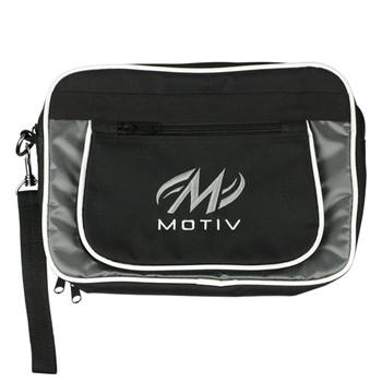 Motiv Accessory Bag Black/Silver