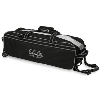 Storm Tournament 3 Ball Tote Roller - Black
