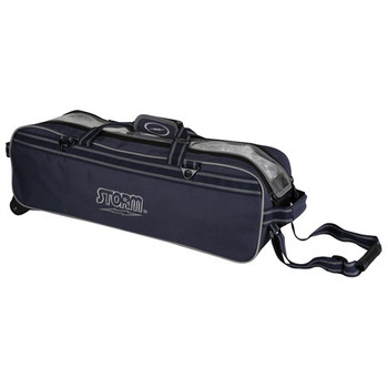 Storm Tournament 3 Ball Tote Roller Navy