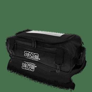 Storm Shoe Bag - Black - fit 3-Ball tournament tote