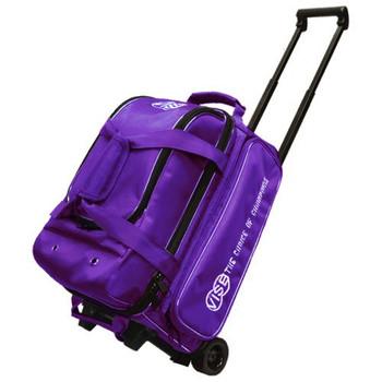 Vise 2 Ball Economy Roller Purple