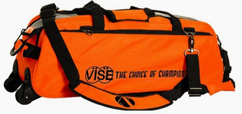Vise 3 Ball Tote Roller Orange