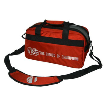 Vise 2 Ball Tote Red