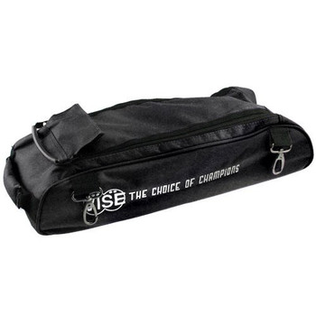 Vise Attachable Shoe Pouch Black