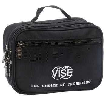 Vise Bowling Accessory Bag Black