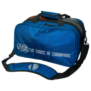 Vise 2 Ball Tote Plus Blue