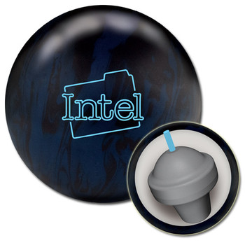 Radical Intel Bowling Ball with core