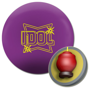Roto Grip Idol Bowling Ball and Core