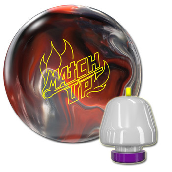 Storm Match Up Pearl Bowling Ball with core design