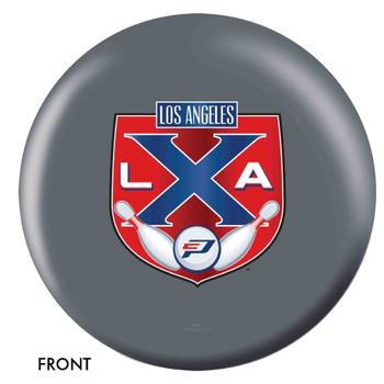 OTBB Los Angeles LAX Bowling Ball front