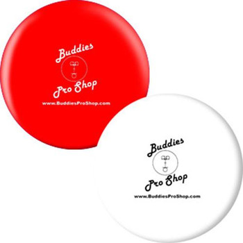 OTBB BuddiesProShop.com Bowling Ball Red/White