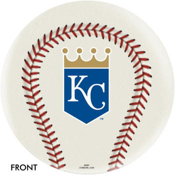 OTBB Kansas City Royals Bowling Ball
