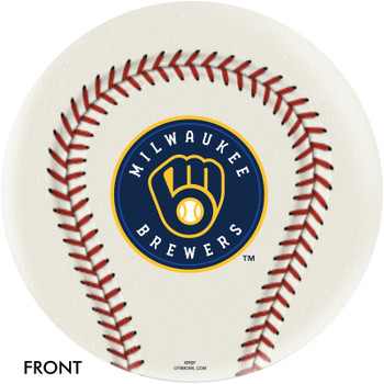OTBB Milwaukee Brewers Bowling Ball