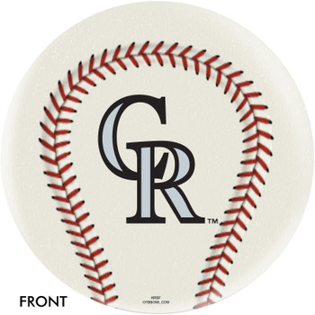 OTBB Colorado Rockies Bowling Ball