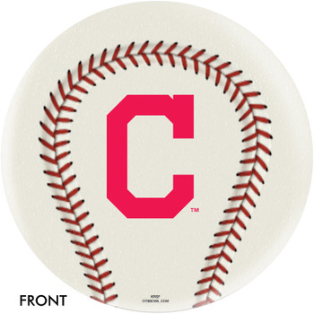 OTBB Cleveland Indians Bowling Ball