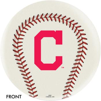 OTBB Cleveland Indians Bowling Ball