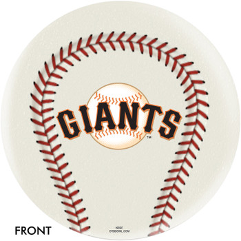 OTBB San Francisco Giants Bowling Ball