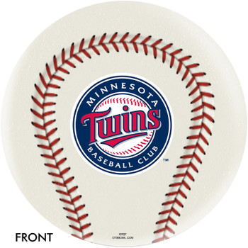 OTBB Minnesota Twins Bowling Ball