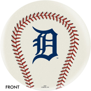 OTBB Detroit Tigers Bowling Ball
