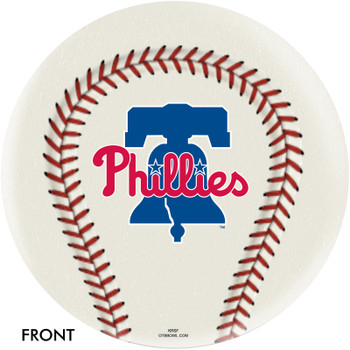 OTBB Philadelphia Phillies Bowling Ball