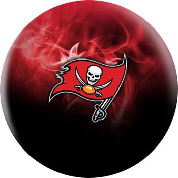 OTBB Tampa Bay Buccaneers Bowling Ball