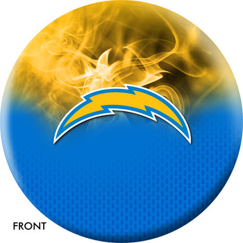 NFL - Los Angeles Chargers Bowling Ball - Front