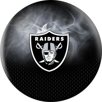 OTBB Las Vegas Raiders Bowling Ball