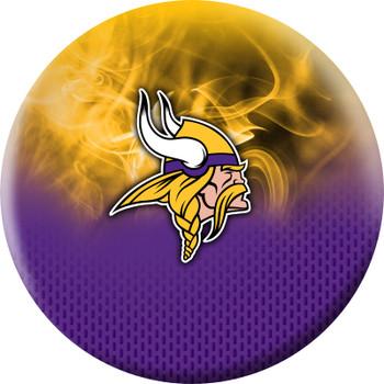 OTBB Minnesota Vikings Bowling Ball