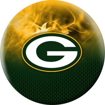 OTBB Green Bay Packers Bowling Ball