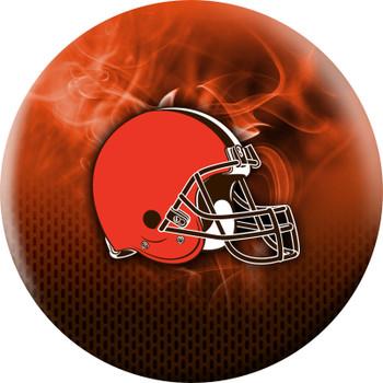 OTBB Cleveland Browns Bowling Ball