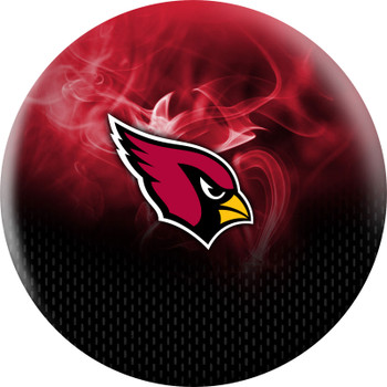 OTBB Arizona Cardinals Bowling Ball