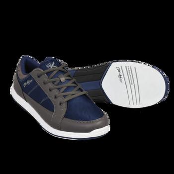 Strikeforce Spartan Men's Bowling Shoes Dark Grey/Navy setup