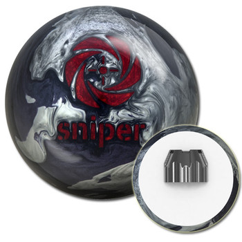 Motiv Midnight Sniper Bowling Ball and Core