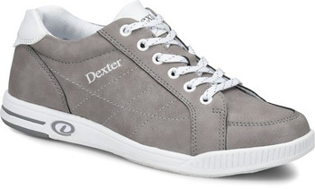 Dexter Kristin Womens Bowling Shoes Dove Grey