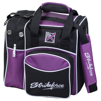 KR Strikeforce Flexx 1 Ball Tote Purple