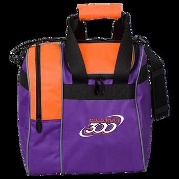 Columbia C300 Single Tote Purple/Orange