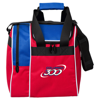 Columbia C300 Single Tote Red/White/Blue