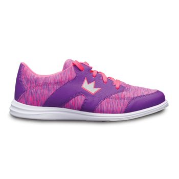 Brunswick Karma Sport Womens Bowling Shoes Purple/Pink