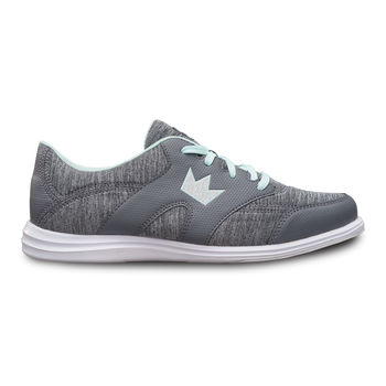 Brunswick Karma Sport Womens Bowling Shoes Grey/Mint