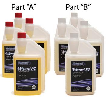 Ultimate Wizard E-Z Quick Plug 2 Gallon Kit