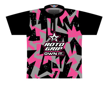 Roto Grip Dye Sublimated Jersey Style 0362RG front