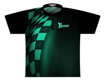 Track Dye Sublimated Jersey Style 0345TR front