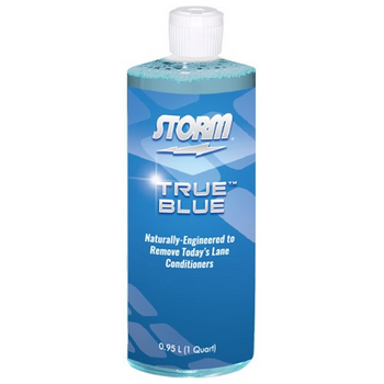 Storm True Blue Bowling Ball Cleaner - 32 oz